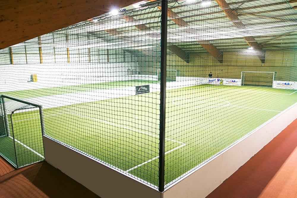 Squash- und Soccerpark momentan geschlossen