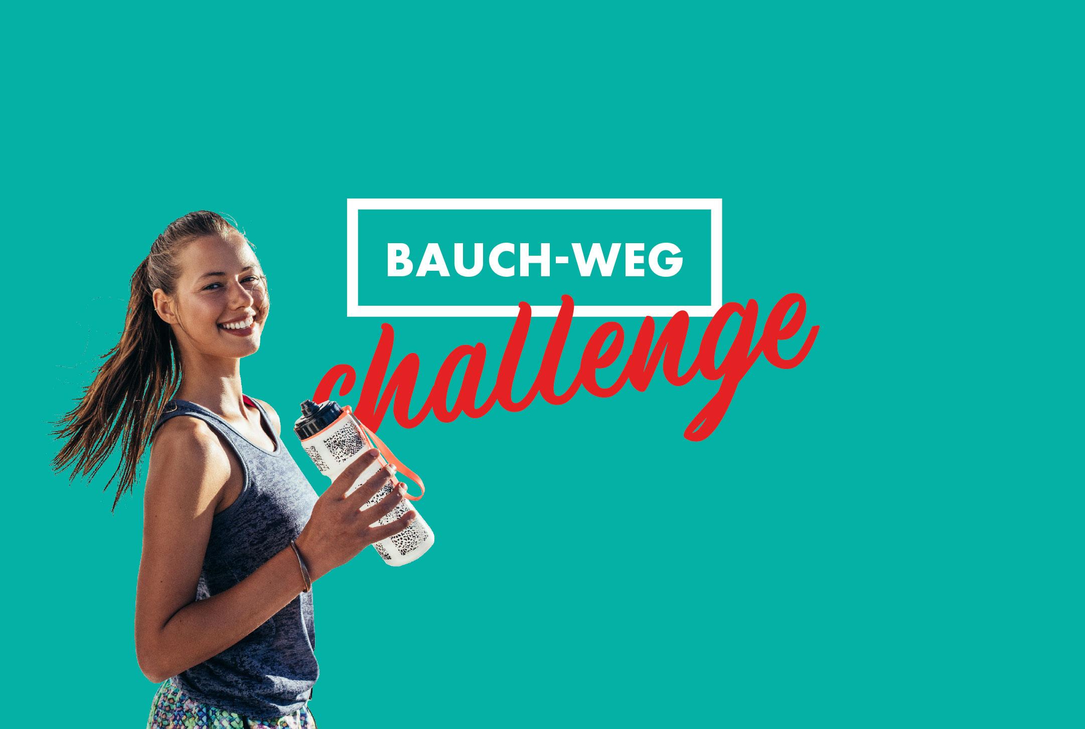 Bauch-Weg Challenge im N-FLOW Fitness Studio