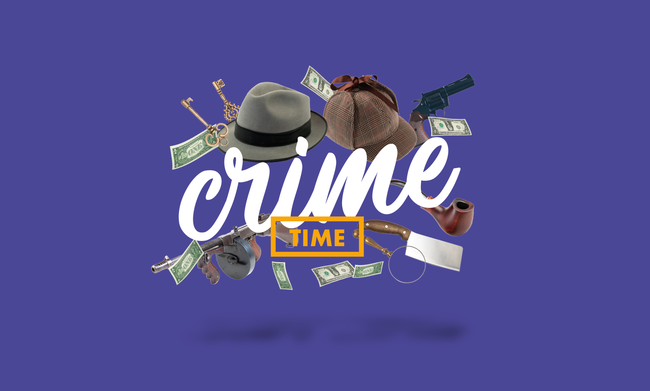 CRIME TIME! LANGE SAUNANACHT AM 23.03.2019