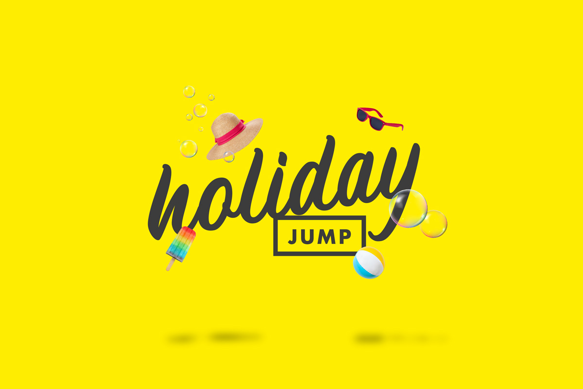 HOLIDAY JUMP – SPRINGE UND PLANSCHE SO OFT DU WILLST!